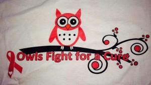 Owls Fight for a Cure Owl